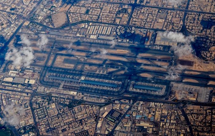 Dubai Airport Aerial Veiw_flickr_Mushaikh_CC BY-SA