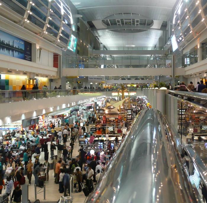 Dubai Airport, source: joiseyshowaa, Flickr, (CC BY-SA 2.0)