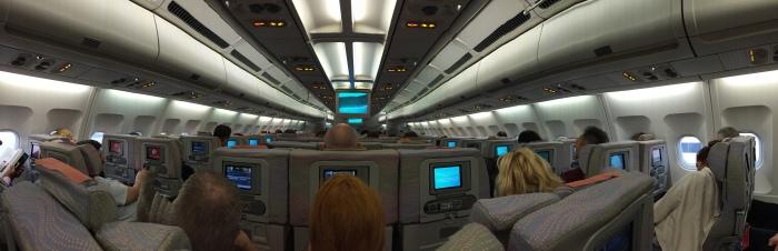 Emirates A330-200