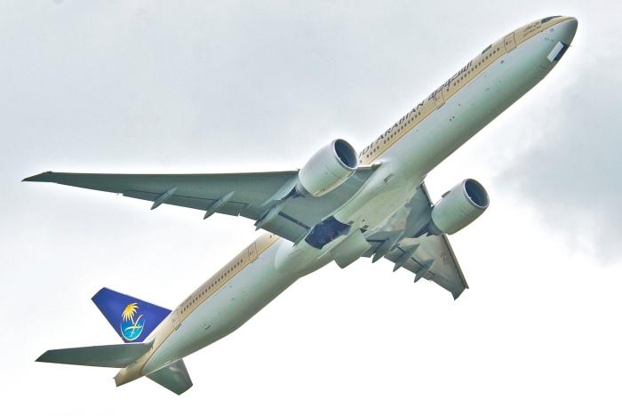Saudi Arabian Boeing 777-300ER_flickr_Aero Icarus_CC BY-SA 2.0