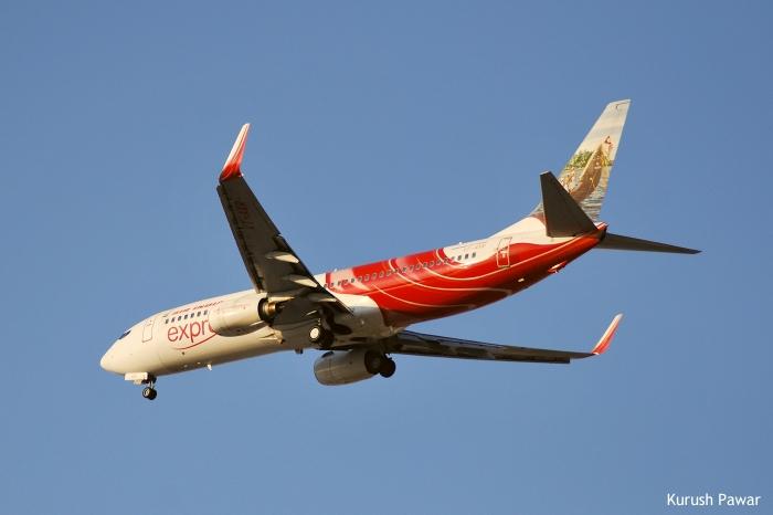 Air India Express Boeing 737-8HG_flickr_Kurush Pawar-DXB_(CC BY-SA 2.0)