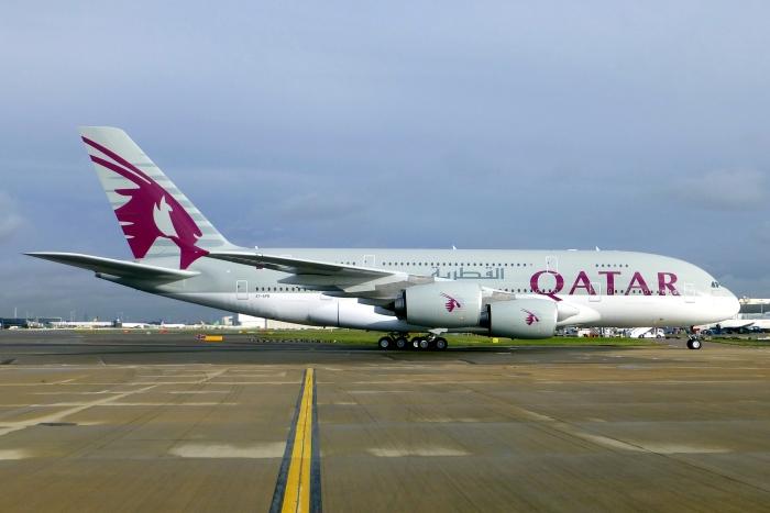 Qatar A380_flickr_tagsplanepics-Ihr_(CC BY-SA 2.0)