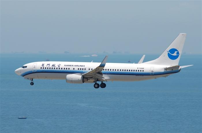 Xiamen Airlines Boeing 737-800_flickr_Aero Icarus_(CC BY-SA 2.0)