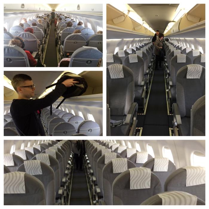 Finnair Embraer E-190