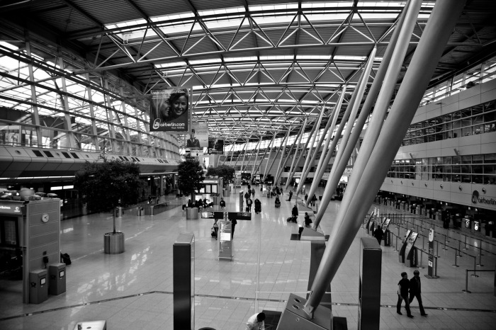 Dusseldorf Airport_John_DL_Flickr_(CC BY-ND 2.0)