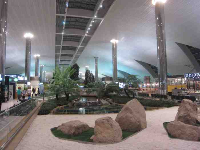 """""""Dubai Airport"""" by Terrazzo is licensed under CC BY-ND 2.0"""