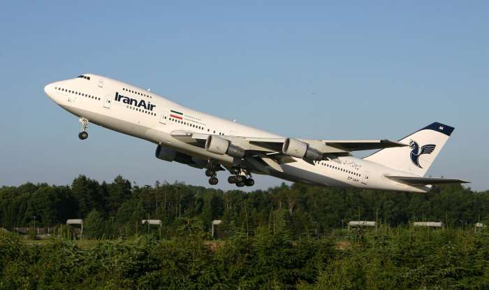 """""""Iran Air 747-200 EP-IAH"""" by smitty42 is licensed under CC BY-ND 2.0"""